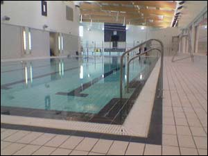 Bbc Leicester In Pictures Braunstone Leisure Centre