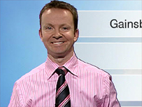 Paul Hudson Weatherman