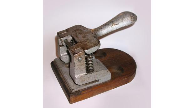 Hole Puncher History >> Bbc A History Of The World Object Vintage Hole Punch