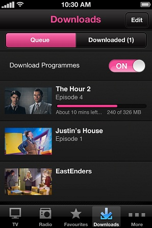 iplayer downloads