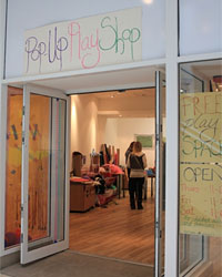 The Pop-Up Play Shop