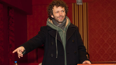 Michael Sheen. Photo: National Theatre Wales
