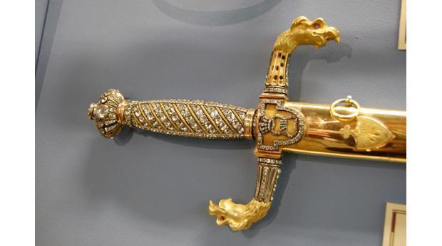 Sword Of Thenew World: Object : Presentation Sword