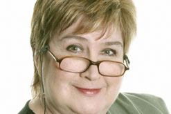 Jenni Murray - beat (Eating Disorders Association)