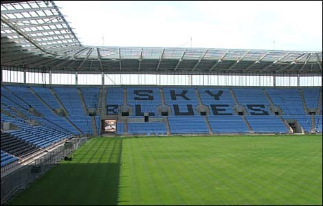 how to get to the ricoh arena