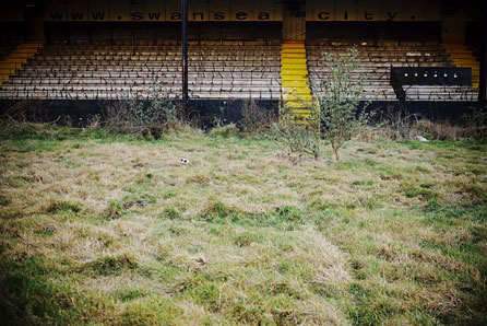 The old Vetch Field