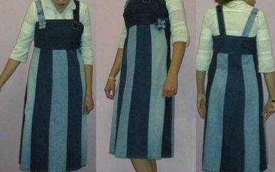92c2ad9cebc BBC - Blast Fashion - Designer denim dress