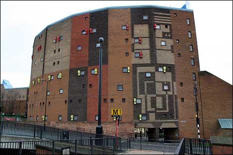 Bbc Tyne History The Byker Redevelopment