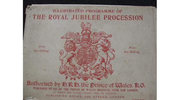 Programme of The Royal Jubilee