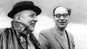 John Betjeman talks to Philip Larkin
