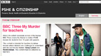 PSHE & Citizenship website