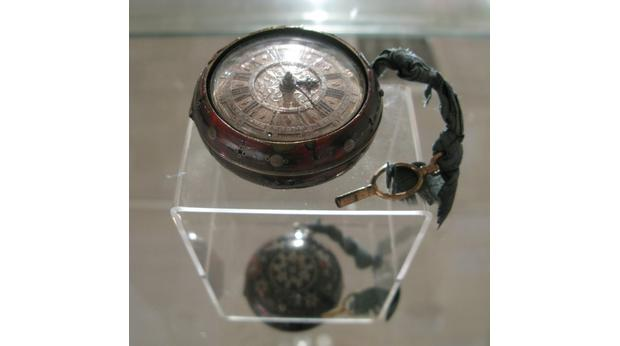 Pocket watch made by Joseph Windmills