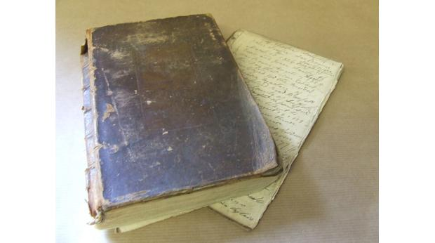 Suffolk Woodsman's Prayer Book and Diary