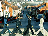The Beatles in Swindon