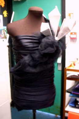 Lady Gaga Styled Dress