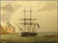 HMS Jaseur, a Royal Navy anti-slavery ship