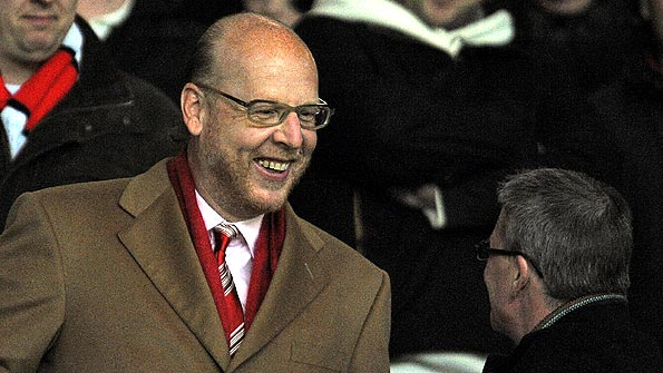 Manchester United co-owner Joel Glazer