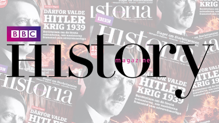 BBC - Press Office - BBC History Magazine launches in Sweden