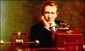 Marconi at work