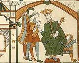 Image of Edward the Confessor enthroned