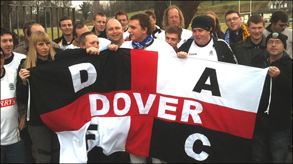 Dover Athletic fans