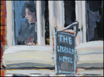 Painting of the Leopard Inn