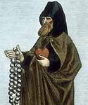 Image of a 15th-century pilgrim