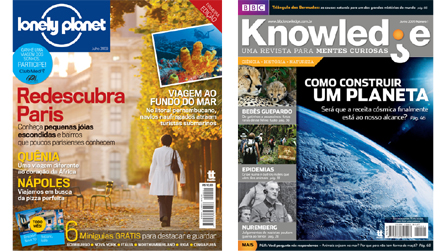 Bbc press office bbc magazines licenses lonely planet and knowledge magazines in brazil - Lonely planet head office ...