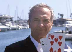 Ed Thorp, 'The Godfather' of card counting