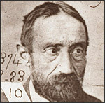 Michael Ostrog who became a prime suspect