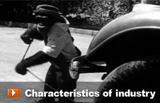 Watch 'Characteristics of industry' video