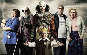 Psychoville series 1