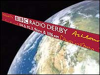 Radio Derby around the Earth!