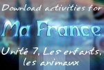 Download Ma France Unit 7 suggested activities