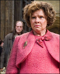 Imelda Staunton as Professor Umbridge in OOTP