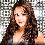 Preity Zinta as Alvira Khan - 50531f53e7cf3cecbf17c3914bab201bbe65b17d