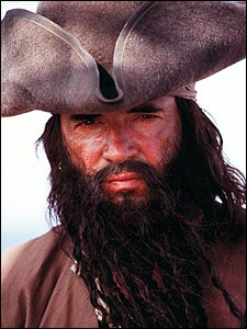 BBC - Somerset - In Pictures - James Purefoy in Blackbeard