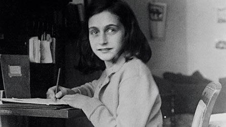 bbc the diary of anne frank anne s timeline