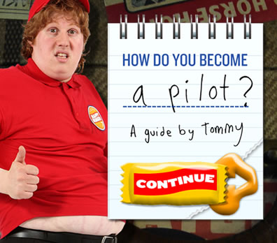 How do you become a pilot? A guide by Tommy
