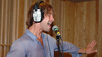 Jamiroquai's Jay Kay performs live at Air Studios in London