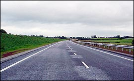 The new Hodnet and Wollerton bypass