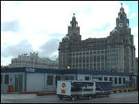 Steam Packet building, Liverpool