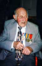 Present day photo of veteran Smiler Marshall