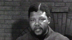 Nelson Mandela speaks about nonviolent methods of protest