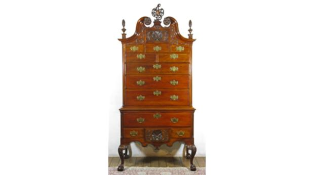 Philadelphia Highboy, American Museum