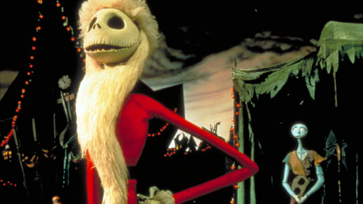 The Nightmare Before Christmas Copyright: Disney Enterprises, Inc.  All rights reserved