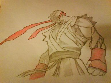 Bbc Blast Art Design Ryu