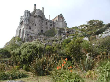 St Michaels Mount by Colin Ward
