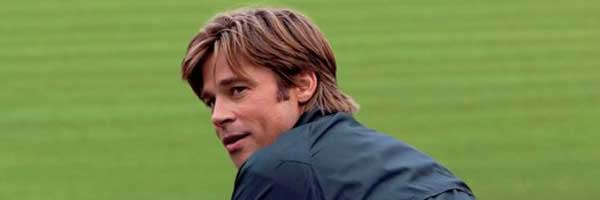 Bradd Pitt in Moneyball