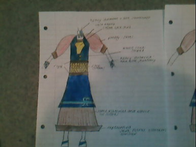 Mexian Fashion Design
